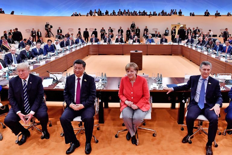 The G-20 faces its most transcendent and risky summit since 2008