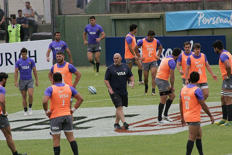 Los Pumas buscarán cerrar su muy buen Rugby Championship con otro impacto