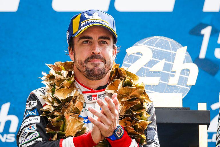 Fernando Alonso vuelve a la F1. Lo espera la escudería donde fue bicampeón