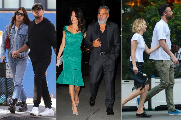 Amor en Nueva York: las citas románticas de famosas parejas de Hollywood