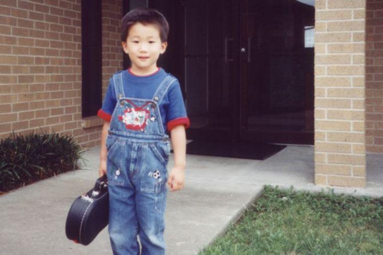 Con raíces familiares en Corea y China, Liu nació y creció en Estados Unidos