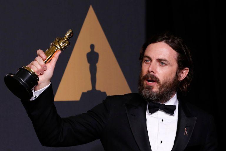 Casey Affleck y su Oscar como mejor actor