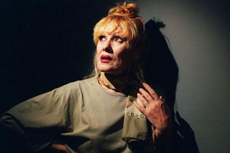 Norma Pons, la actriz que logró el éxito sin descorrer el velo de su intimidad