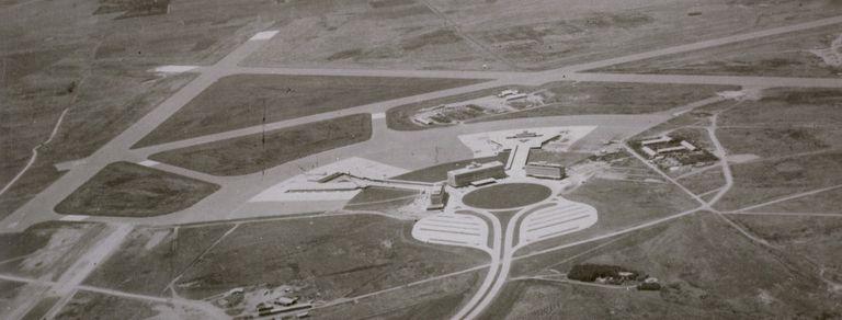 30 de abril: Así era el aeropuerto de Ezeiza cuando se inauguró