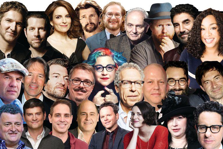 Los veinticinco showrunners que están cambiando la TV