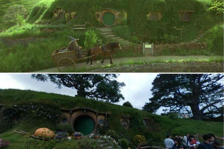 Los paisajes de fantasía de Tolkien se vuelven reales en Nueva Zelanda