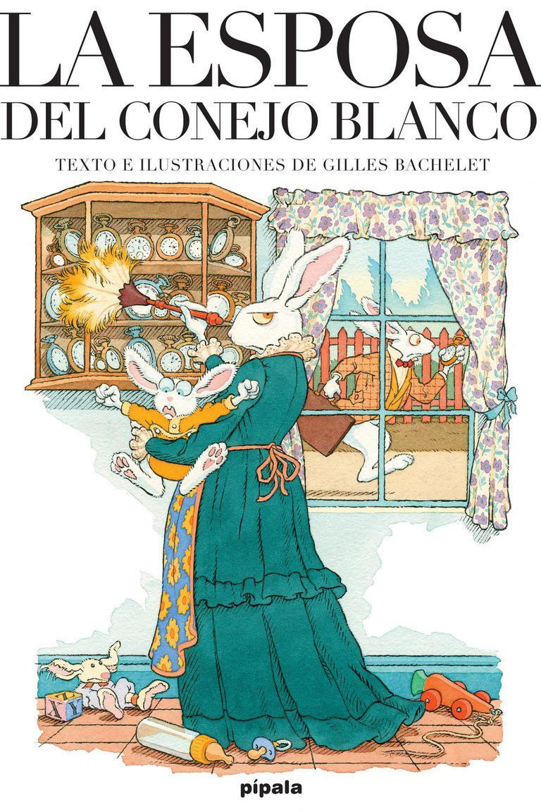 Diario íntimo de la esposa del conejo blanco de Alicia