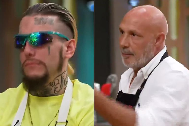 "Alex Caniggia contra Mariano Dalla Libera: ""Siempre serás un fracasado"""