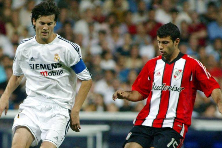 Todos los partidos que Boca y River jugaron en el estadio Santiago Bernabéu