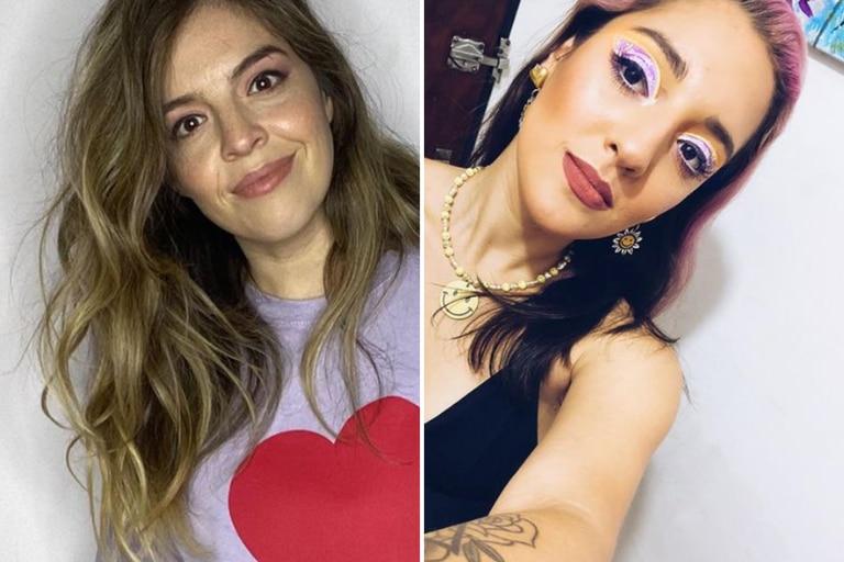 Dalma Maradona respondió con ironía cuando le preguntaron por el abrazo de su madre, Claudia Villafañe, y Jana