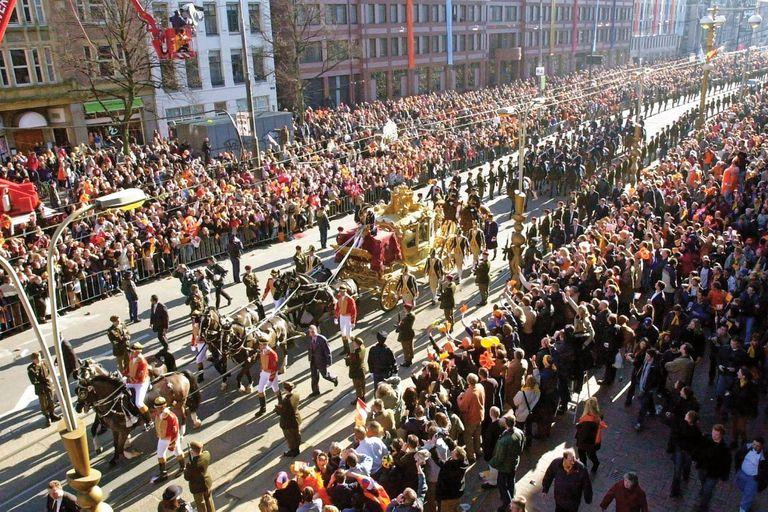 El día en que novecientos millones de personas siguieron la boda de Máxima y Guillermo