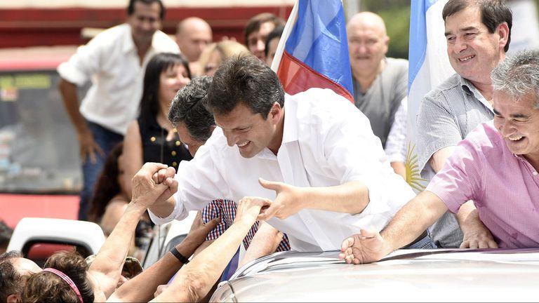 Sergio Massa estará en Santa Fe, Córdoba y Entre Ríos