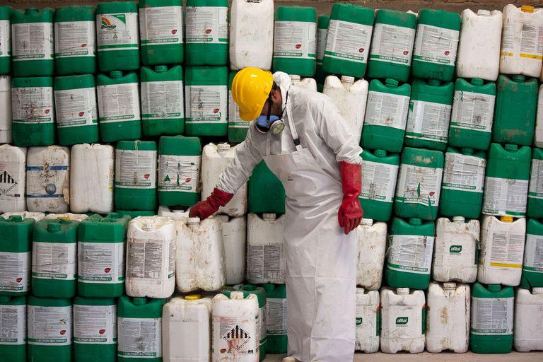 El programa también funcionará como base de datos de los sistemas de gestión de envases vacíos de productos fitosanitarios