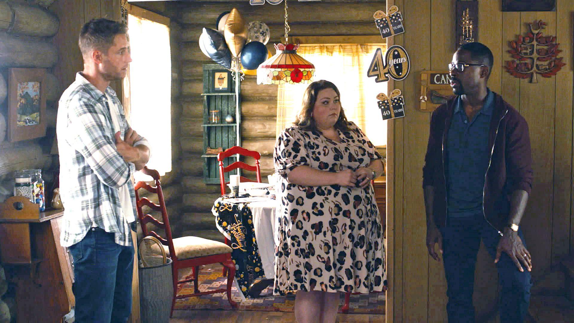 """""""This is us"""" - Quinta temporada. Fuente: FOX Premium Series"""