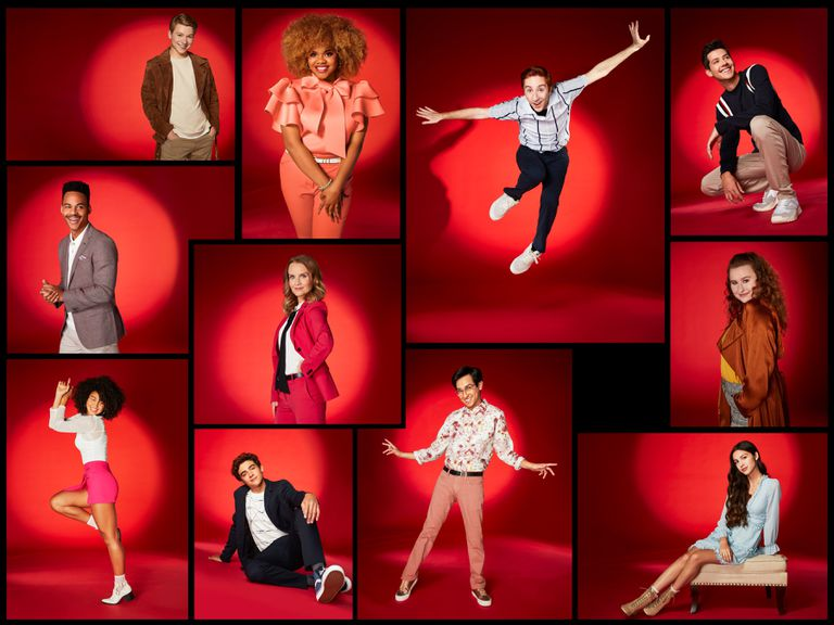 Diverso y actual, el elenco de High School Musical: El Musical. La serie ya tiene miles de fanáticos en todo el globo