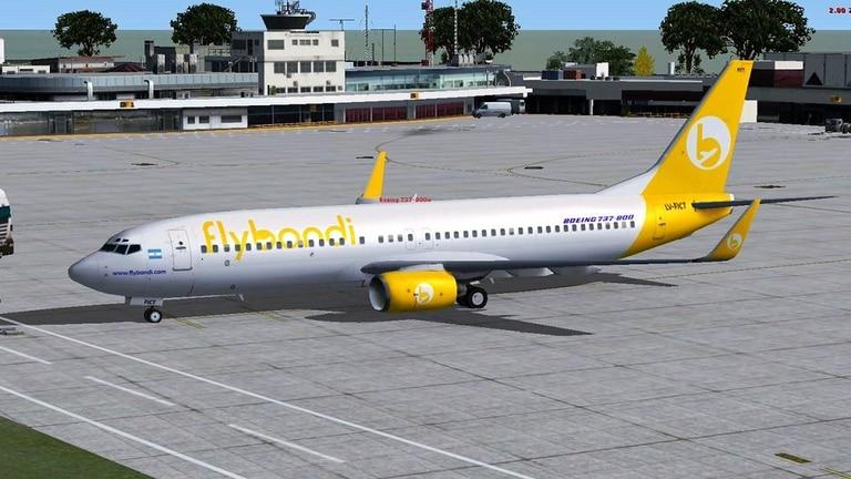 Flybondi planea empezar a volver en el segundo semestre