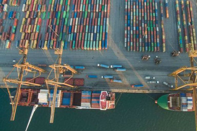 Nueve de cada 10 productos que se comercian en el mundo son movidos por mar