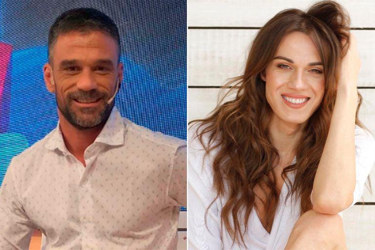 """Lucas Bertero, sobre Mariana Genesio Peña: """"Fue un romance adolescente"""""""