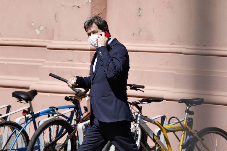 Renunció Juan Pablo Biondi, el vocero presidencial apuntado por Cristina Kirchner
