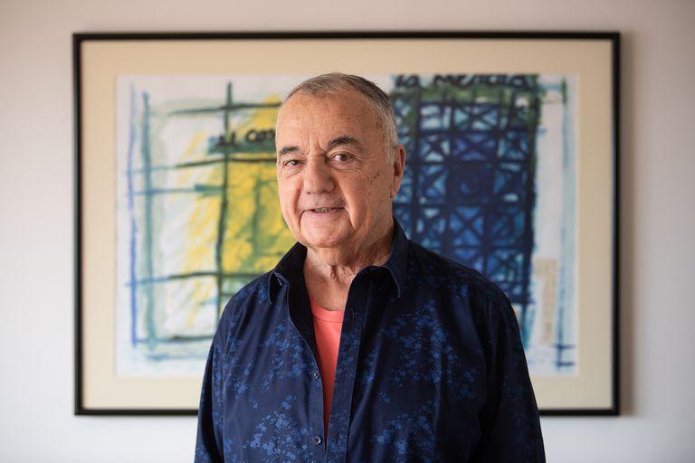 Ni la pandemia detuvo a Santiago Doria: ensaya y estrena sin parar