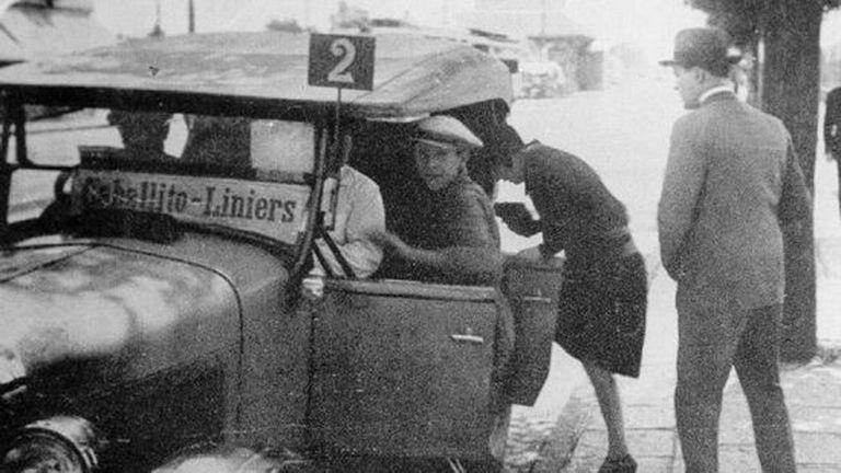 Colectivo Caballito - Liniers