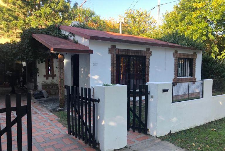 La casa de La Horqueta utilizada para fraccionar y distribuir marihuana y cocaína