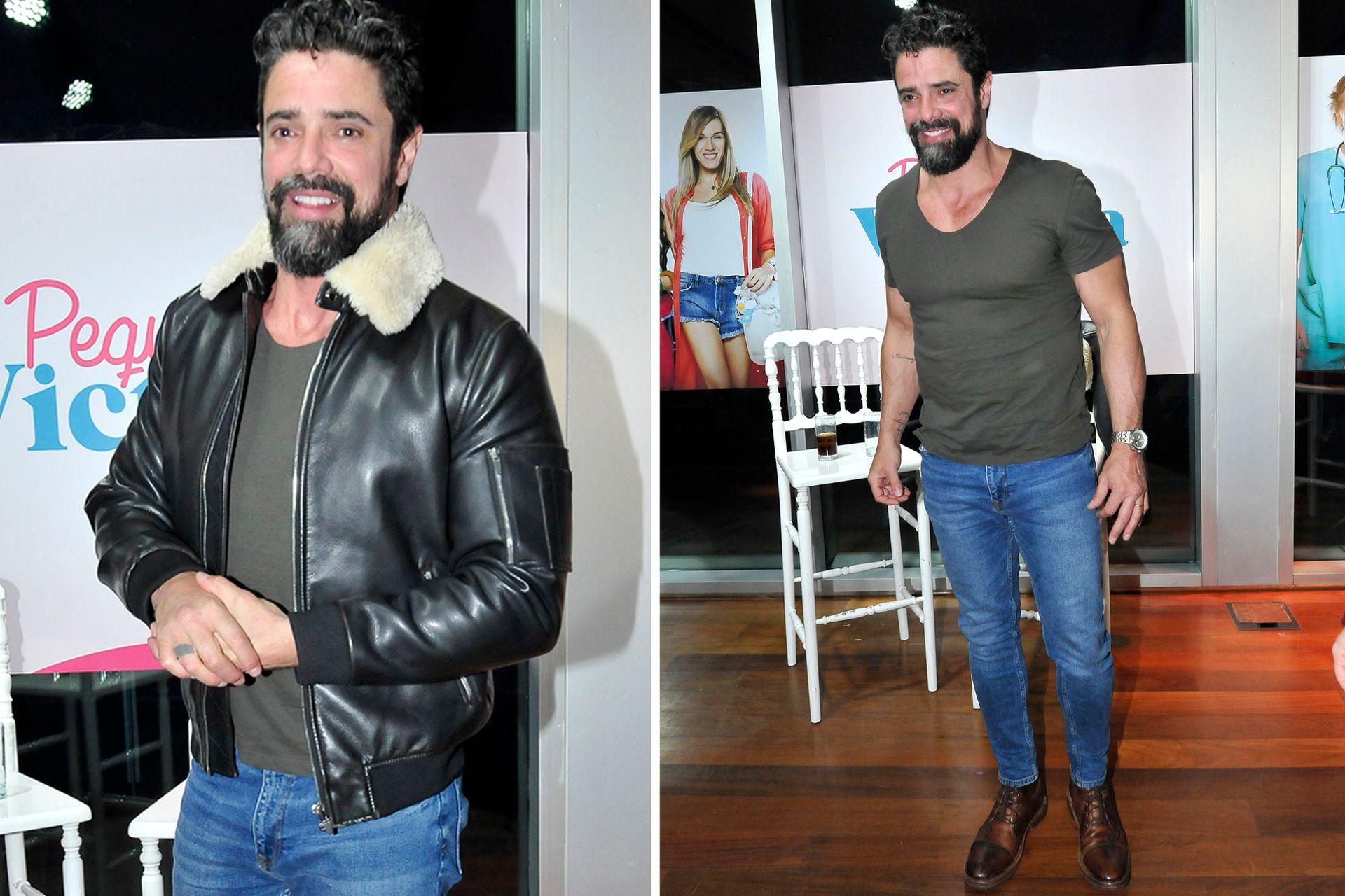 ¿Qué opinan del look de Luciano Castro?