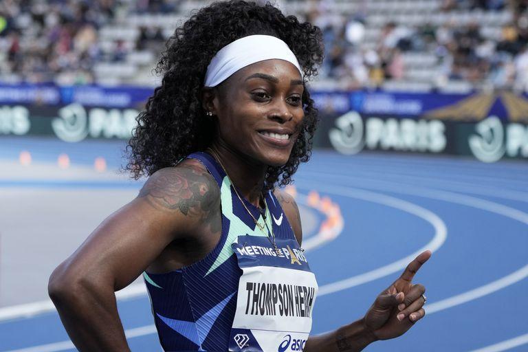 Elaine Thompson-Herah: su problema crónico en los tendones de Aquiles y la persecución de un récord