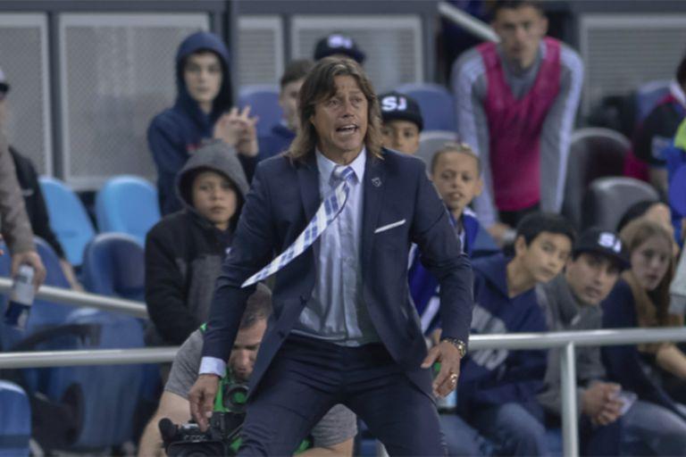 MLS. Avanza el equipo de Almeyda: gol de un exBoca y las atajadas del Indio Vega