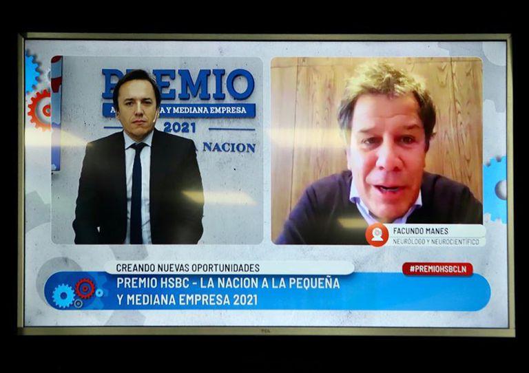 José Del Rio entrevistó a Facundo Manes, neurólogo y neurocientífico