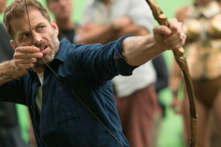 Zack Snyder y un regreso por partida doble, en La liga de la justicia, y El ejército de los muertos.