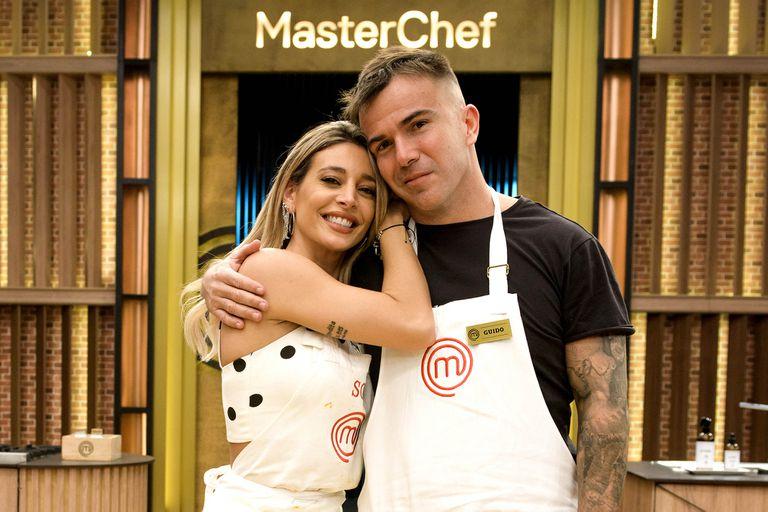 MasterChef Celebrity: Sol Pérez y su novio confirmaron que se casan
