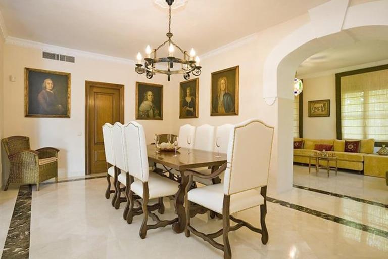 La espectacular mansión que Djokovic se compró en Marbella