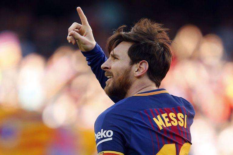 Lionel Messi, uno de los diez nominados por la FIFA para el premio The Best