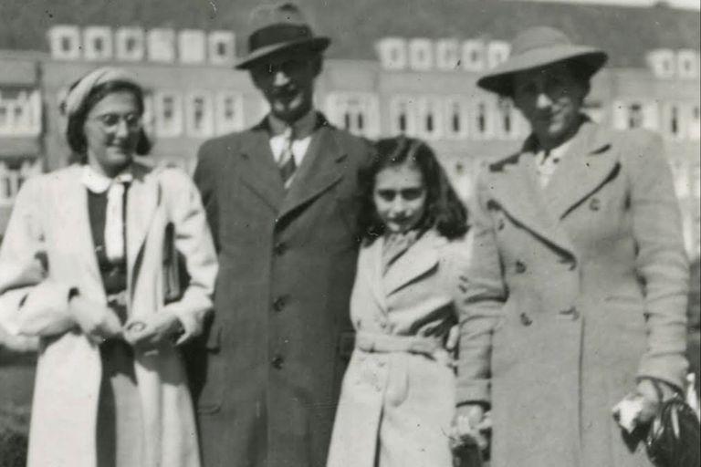 El mundo celebra hoy los 90 años de Ana Frank