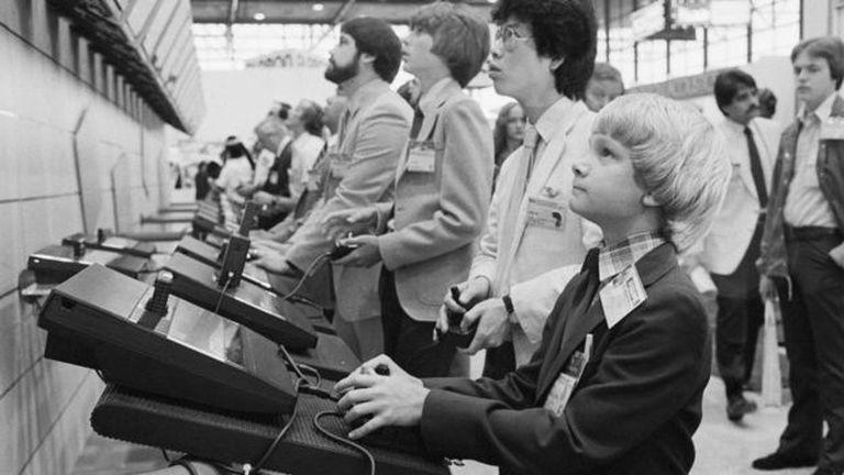 La década de 1980 trajo las consolas de videojuegos a la CES