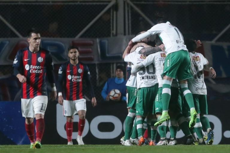 San Lorenzo perdió 2-1 ante Deportes Temuco en el Nuevo Gasómetro