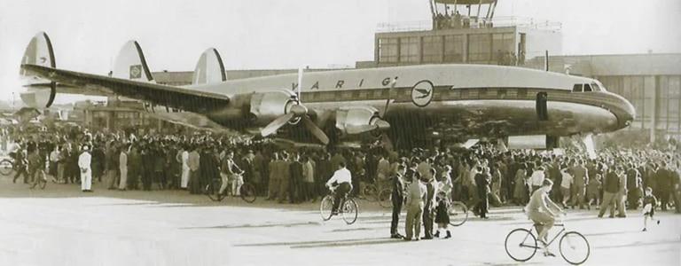 Entonces, Varig era una de las aerolíneas más respetadas en Brasil