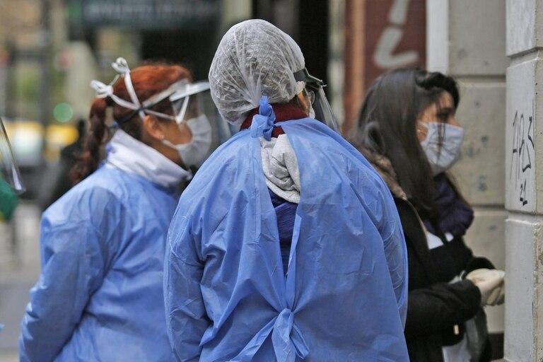 Coronavirus en Argentina: casos en Malvinas Argentinas, Buenos Aires al 26 de noviembre