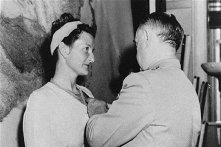 Virginia Hall, la espía que se convirtió en la peor pesadilla de los nazis