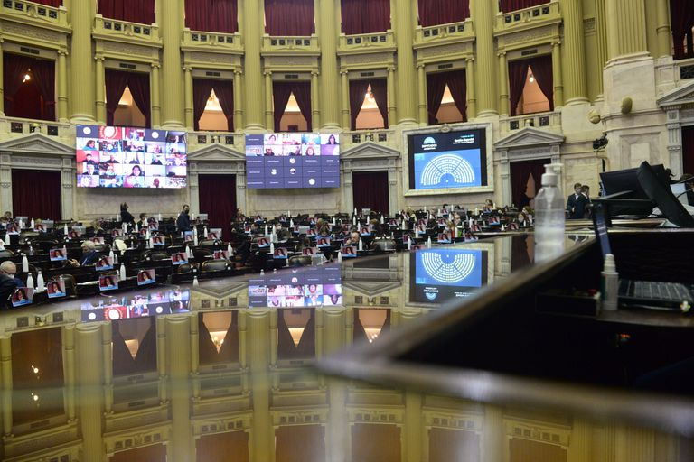 Diputados dio media sanción al nuevo marco para biocombustibles. Twitter Diputados