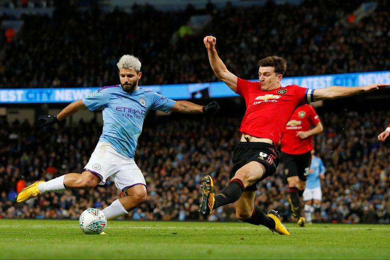 Finalista. Manchester City perdió pero definirá la Copa de la Liga de Inglaterra