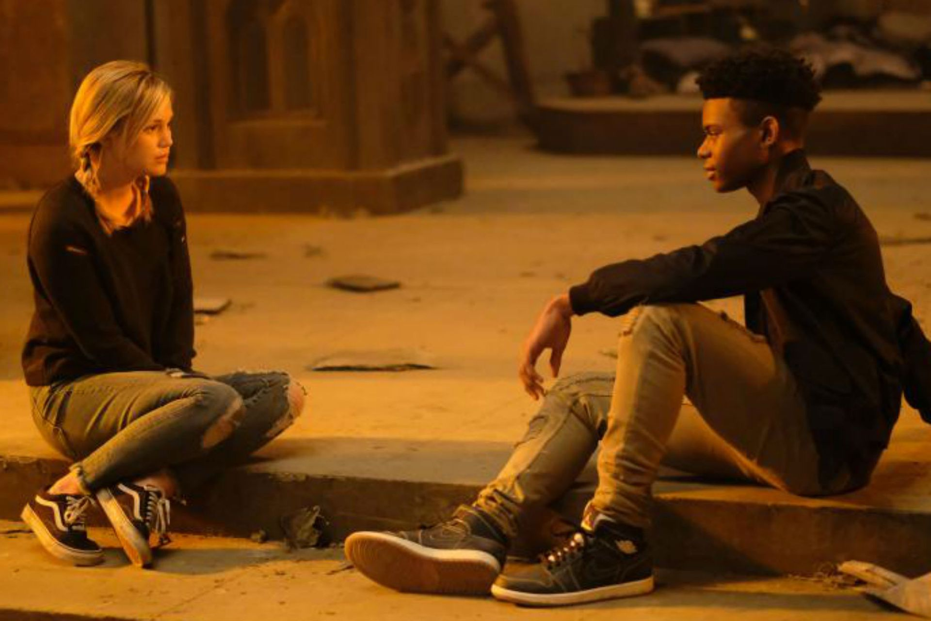 Marvel Cloack and Dagger