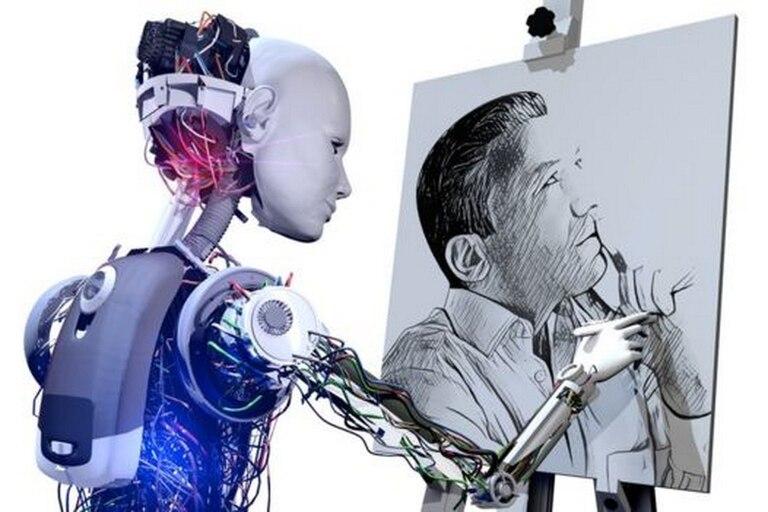 Las máquinas pueden hacer retratos que parezcan hechos por humanos