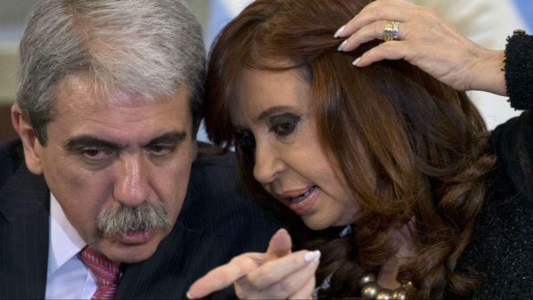 Martín Lanatta apuntó contra Cristina Kirchner y Aníbal Fernández