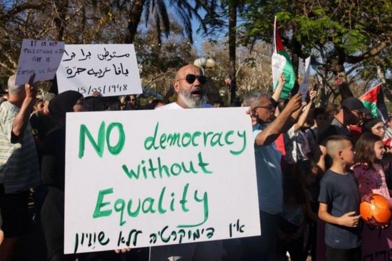 Los árabes en Israel denuncian que no reciben un trato igualitario por parte del Estado