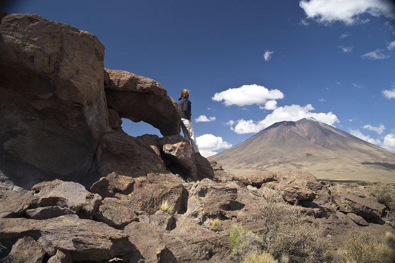 La Payunia. El extraño desierto lleno de volcanes