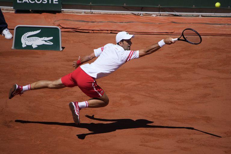 Puro esfuerzo: Djokovic consiguió un logro enorme en París y ahora mira al resto de la temporada con optimismo