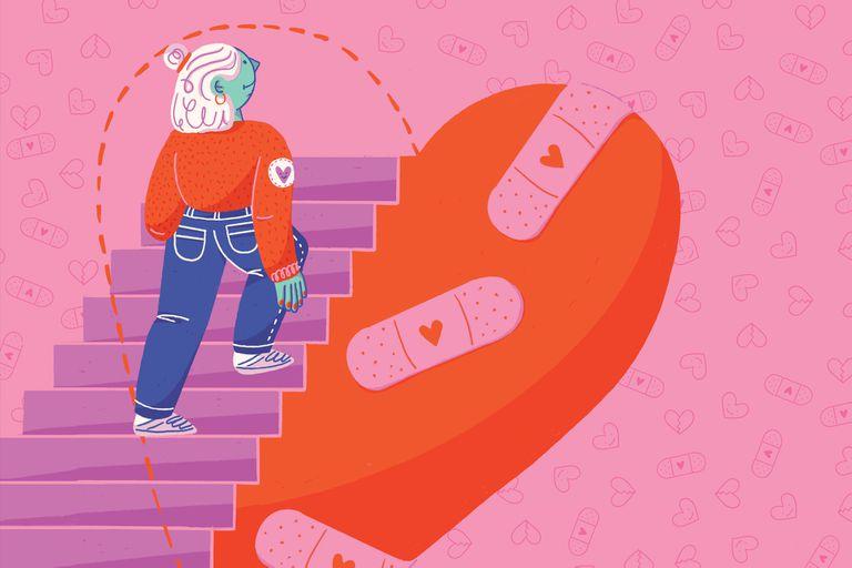 ¿Cuánto tiempo nos lleva sanar un corazón roto?