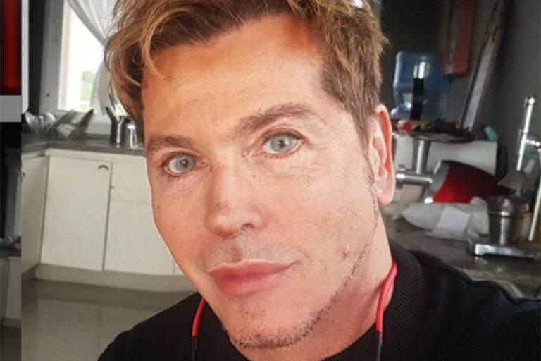 Guido Süller sufrió un peligroso accidente en la nieve que se volvió viral